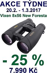 Vixen New Foresta 8x56